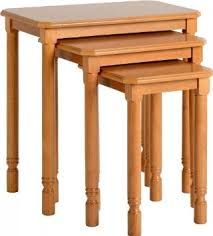 Brunton Nest of Tables