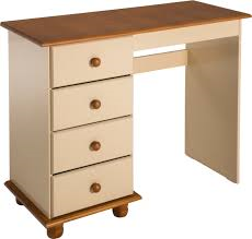 Sol 4 Drawer Dressing Table CREAM
